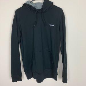 Reebok Black Pullover Sweater